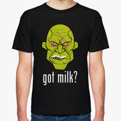 Футболка Хочешь Молока?