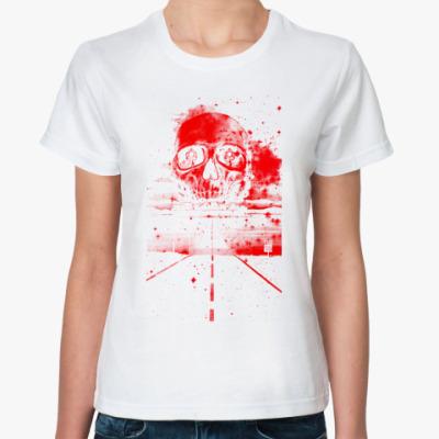 Классическая футболка Дорога в Ад