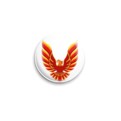 Значок 25мм  25 мм Firebird