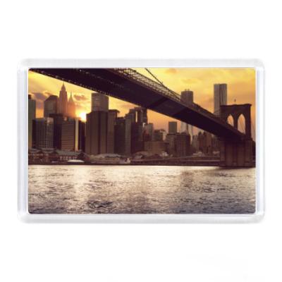 Магнит Нью-Йорк, New York