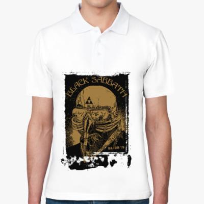 Рубашка поло Black Sabbath