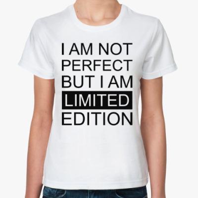 Классическая футболка Limited Edition