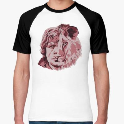 Футболка реглан Тирион лев
