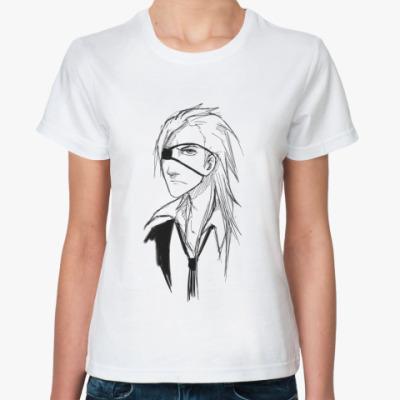 Классическая футболка  Badou