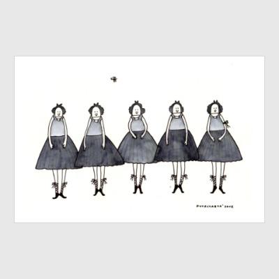 Постер Ballet