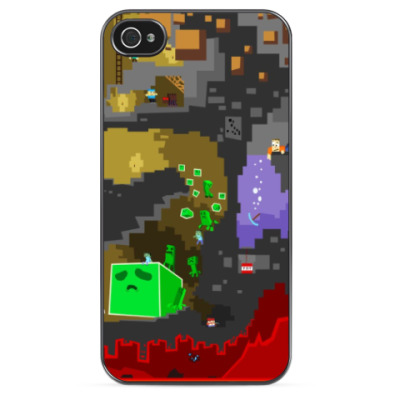 Чехол для iPhone Minecraft