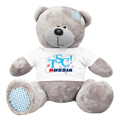 Плюшевый мишка Тедди Мишка-кранчер
