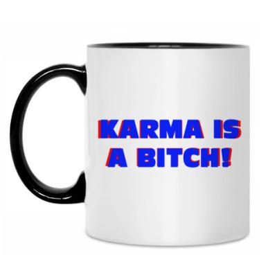 Кружка Karma