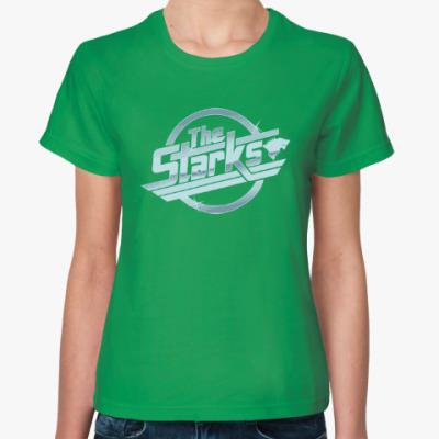 Женская футболка The Starks