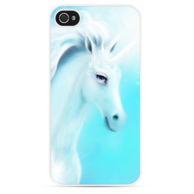 Чехол для iPhone 'Единорог'