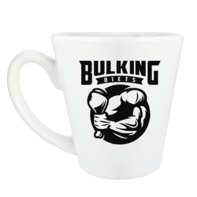 Чашка Латте Бодибилдинг   Bodybuilding