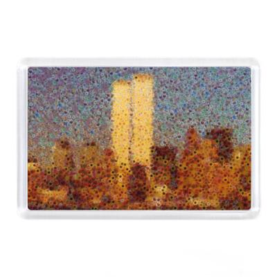 Магнит WTC, Манхэттен, США