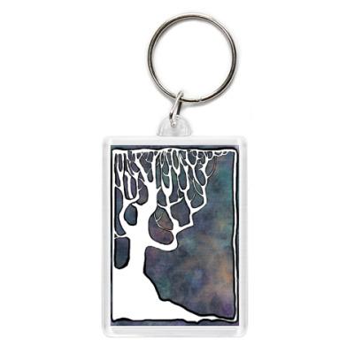 Брелок  Дерево