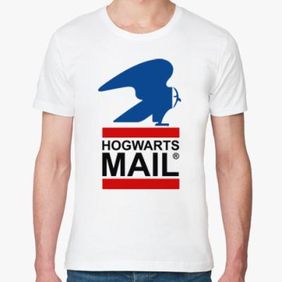 Футболка из органик-хлопка Harry Potter - Почта Hogwarts