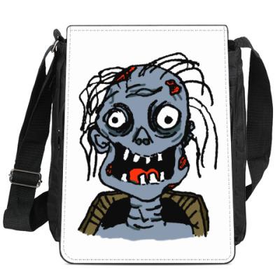 Сумка-планшет Зомби