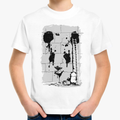 Детская футболка Пандализм