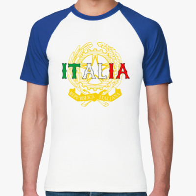 Футболка реглан Italia Prosto Bx