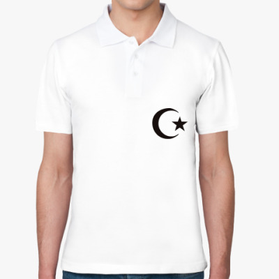 Рубашка поло Мусульманин