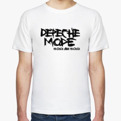 Футболка Depeche Mode People Are People