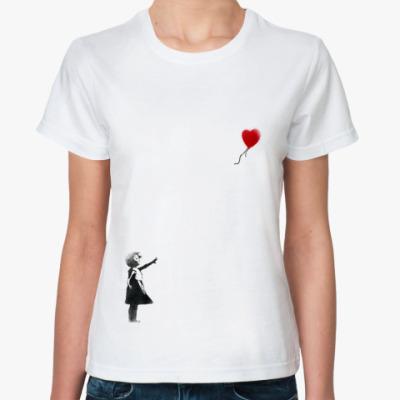 Классическая футболка Шарик