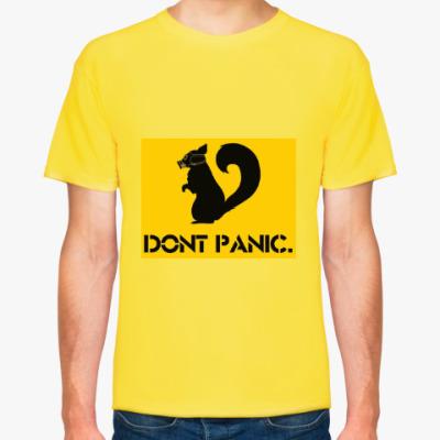 Футболка Dont Panic