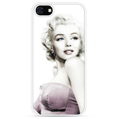 Чехол для iPhone Marilyn Monroe