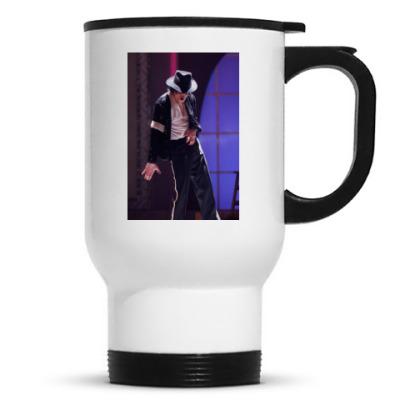 Кружка-термос Майкл Джексон.