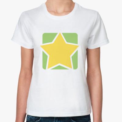 Классическая футболка YellowStar