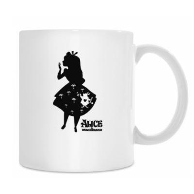 Кружка Алиса в стране чудес / Alice in Wonderland