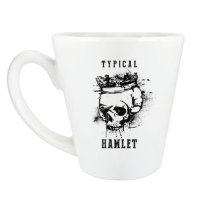 Чашка Латте Typical Hamlet