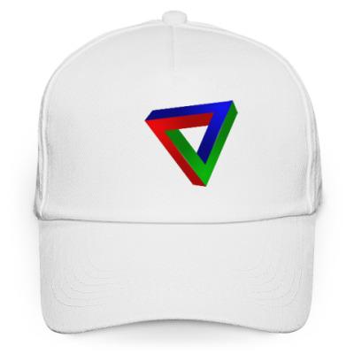 Кепка бейсболка Невозможный треугольник