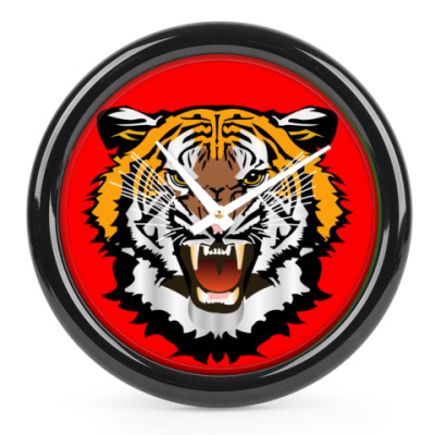 Часы Tiger Pop Art