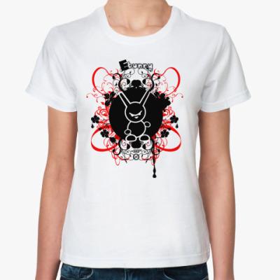 Классическая футболка Ebunny