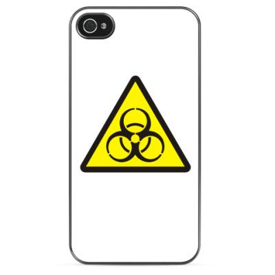 Чехол для iPhone Biohazard