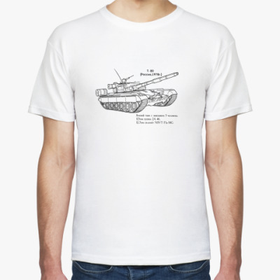 Футболка   танк