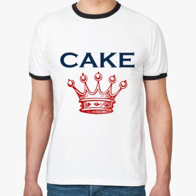 Футболка Ringer-T Cake