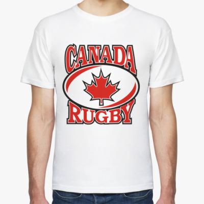 Футболка Регби Канада