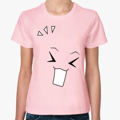 Женская футболка 'Emotions - Delight'