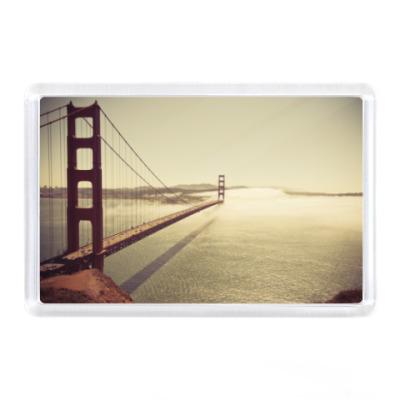Магнит Сан-Франциско. штаты