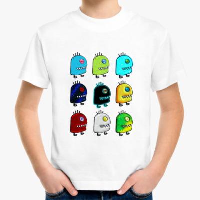 Детская футболка UFO