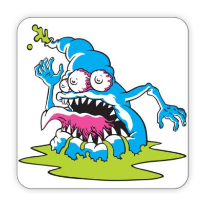 Костер (подставка под кружку) Подставка под кружку Monster