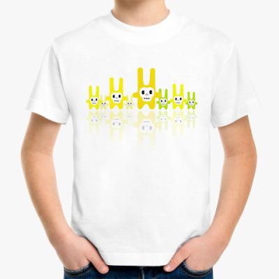 Детская футболка Бригада зайцев