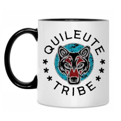 Кружка Quileute tribe