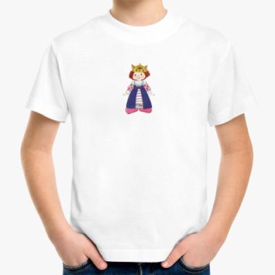 Детская футболка 'Принцесса'