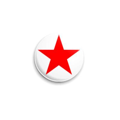 Значок 25мм Zvezda
