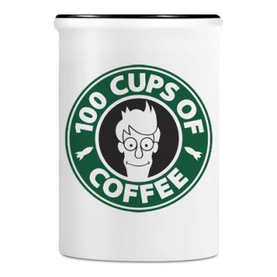 Подставка для ручек и карандашей Futurama coffee Starbucks