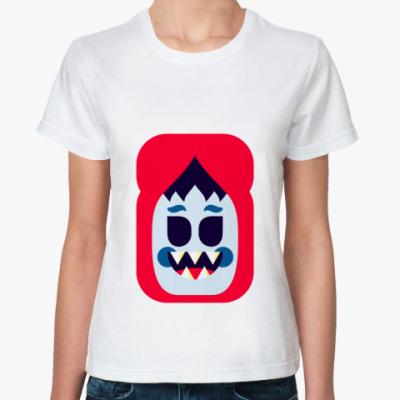 Классическая футболка Monk