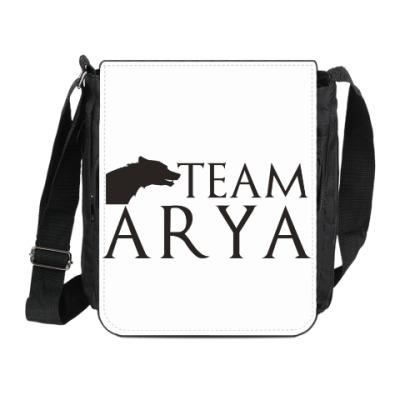 Сумка на плечо (мини-планшет) Команда Арии