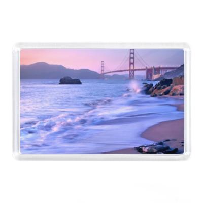 Магнит San Francisco, мост