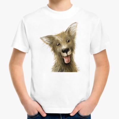 Детская футболка Друг